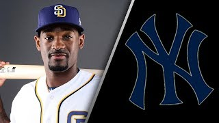 Jabari Blash TRADED to Yankees for Chase Headley & Bryan Mitchell!