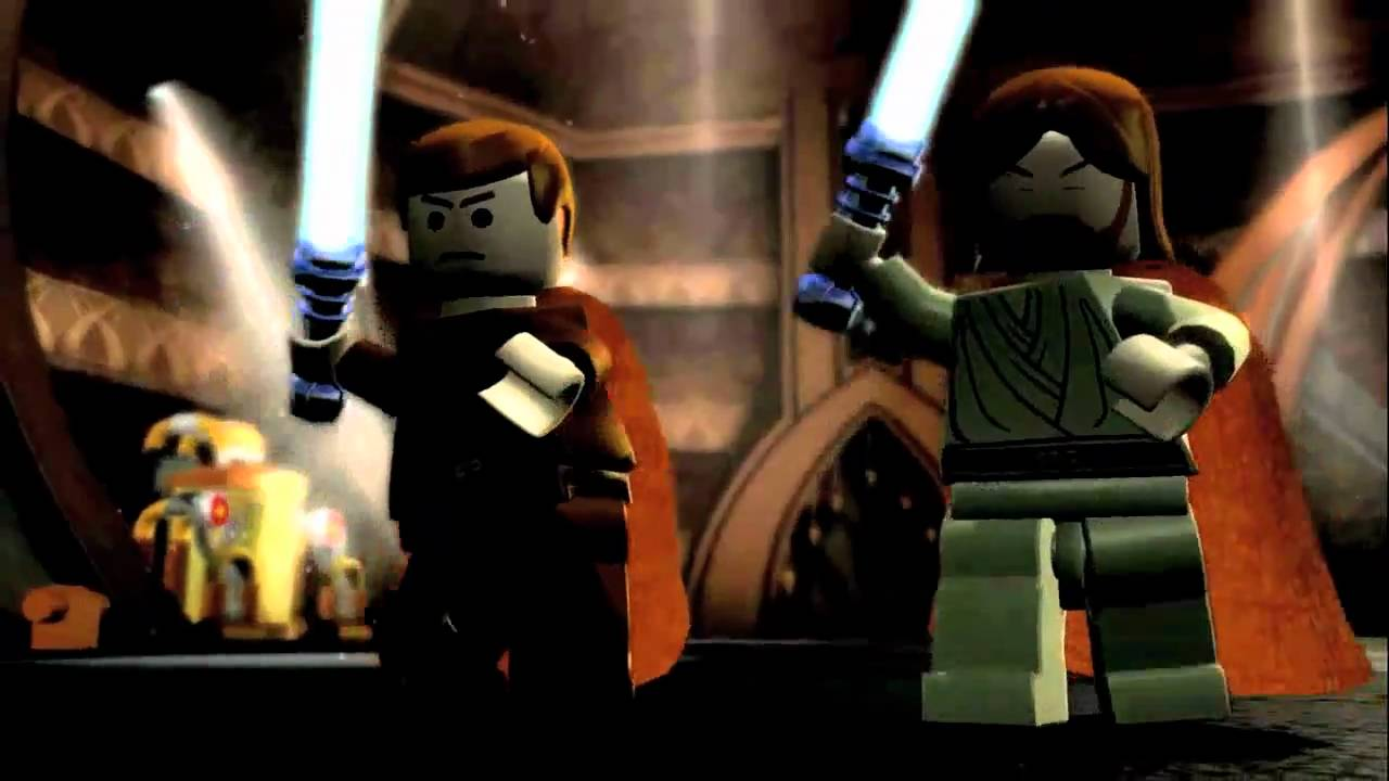 Lego Star Wars The Complete Saga Brickipedia The Lego Wiki