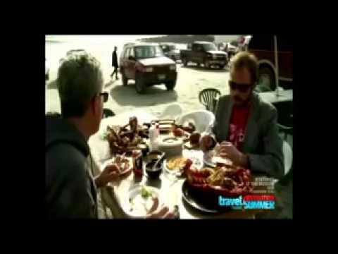 Anthony Bourdain visits Rosarito Popotla
