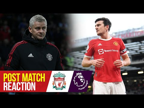 Solskjaer & Maguire react to Liverpool loss | Manchester United 0-5 Liverpool | Post Match Reaction