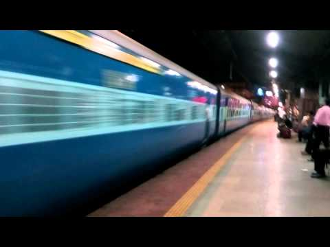 12188 - MUMBAI CST JABALPUR GARIBRATH EXPRESS SKIPS THANE from YouTube · Duration:  47 seconds