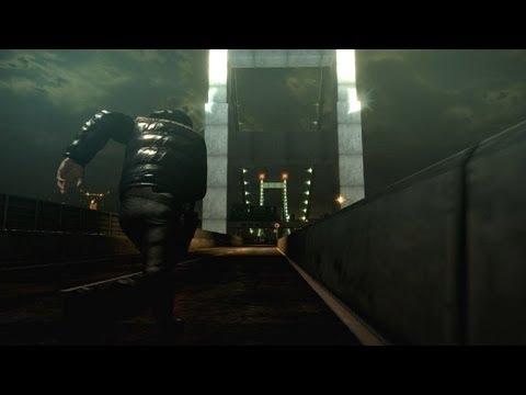 Resident Evil 6 PC - Jake Running in China (Hong Kong)