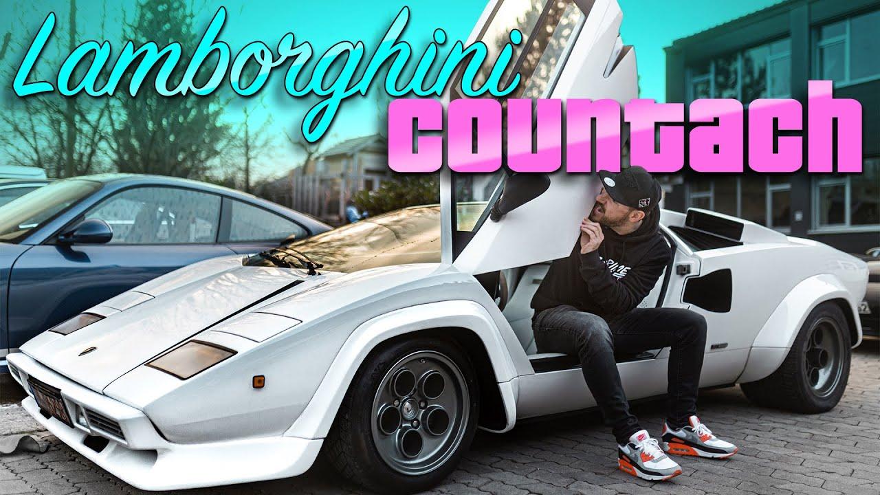 Download Jeder hatte ihn als Poster | Lamborghini Countach | RING POLICE