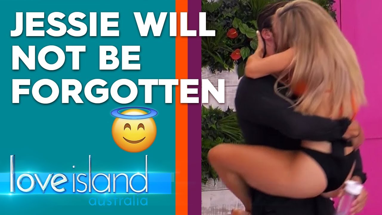 Jessie thinks of a plan to keep her man | Love Island Australia 2019