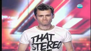 X Factor Bulgaria - Michael Jackson would be happy to hear that