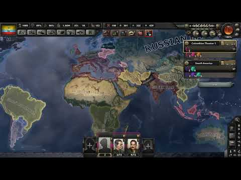 HOI 4 ALL THE ANCIENT GREAT EMPIRES
