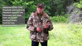 Beretta New Xtreme Ducker Light Jacket