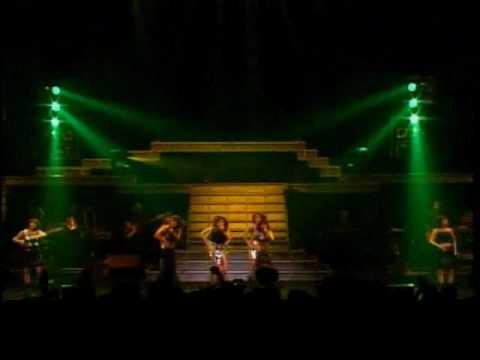Morning Musume 1999 Spring Concert ~ Memory Seishun no Hikari - pt 9 Mirai no Tobira