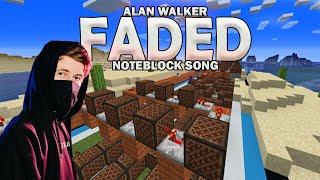 Download lagu Alan Walker - Faded (Noteblock Song)