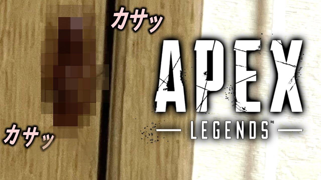 """【閲覧注意】APEXをやっていたら""""奴""""が出てきて大変な事に…│Apex Legends"""