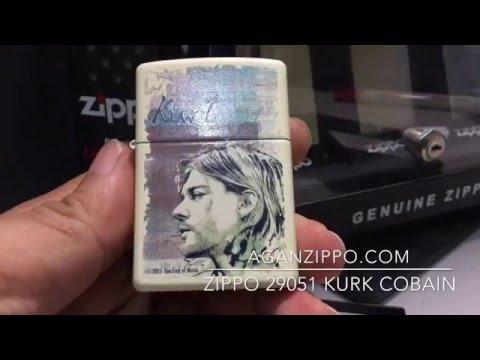 Zippo 29051 Kurt Cobain