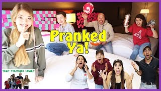 Operation: Prank The Skorys / That YouTub3 Family I Family Channel