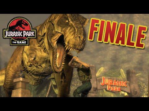 Пасхалки в игре Jurassic Park the Game [Easter Eggs]