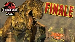 MOSASAUR!! & Uncle Wallace : Jurassic Park The Game | FINALE
