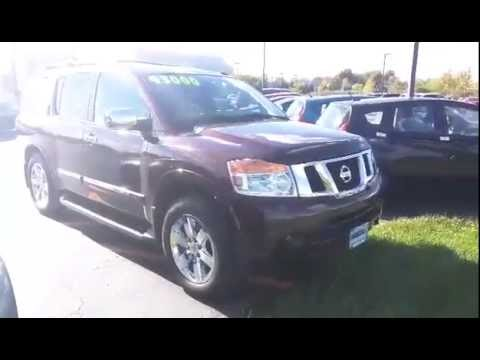 Used Nissan Armada Rochester