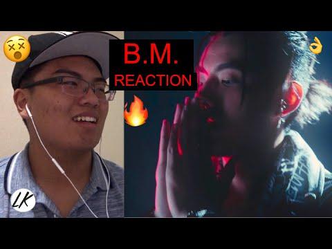 Kris Wu - B.M. Official Music Video REACTION