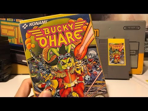 Bucky O'Hare - HARD difficulty - full playthrough with Mike Matei
