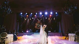 Роскошная свадьба во дворце