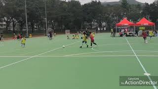 2018—19 賽馬會五人足球盃(學校組) 2. JCPS vs 康樂園國際 (0:3) (半準決賽