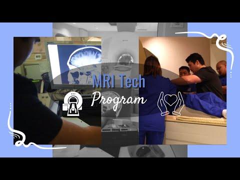 Online MRI Technology Program in California