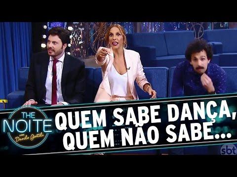 The Noite (15/09/16) - Quem sabe dança, quem não sabe... ¯_(ツ)_/¯ com Ivete Sangalo