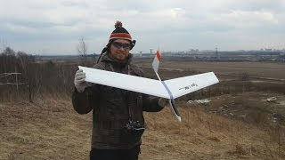 Art Hobby TIGRA Slope Soaring In Saint-Petersburg, Russia