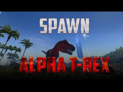 SPAWN ALPHA T-REX | TUTORIAL