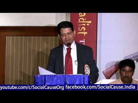 Speech by Sri Tufail Ahmad @ Social Cause Hyderabad
