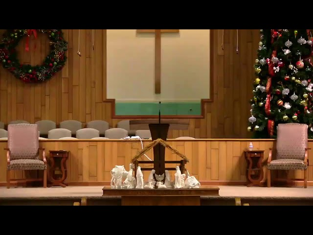 Sun PM Jan 3, 2021 - We Need to Repent - Mt. Carmel Demorest
