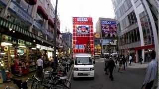 Tokyo - 4 days, 3 friends
