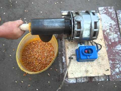 Теребилка для кукурузы своими руками