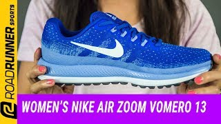 Women's Nike Air Zoom Vomero 13 | Fit Expert Review