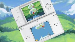 Roogoo Attack! (DS) - Gameplay Trailer