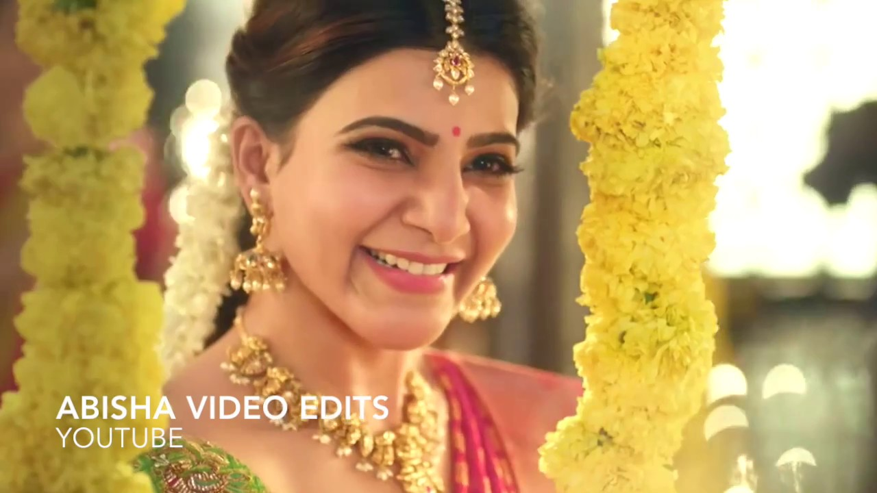 samantha ruth prabhu | mashup | hd - youtube