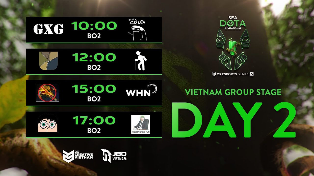 Download VN Group Stage Day 2   RIVER FT DUKIEE  SEA DOTA INVITATIONAL 2021