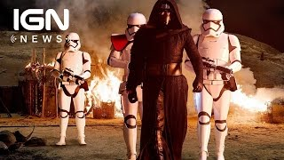 Star Wars: The Force Awakens Makes $50 Million in Advance Ticket Sales - IGN News