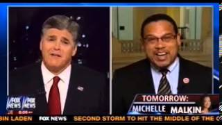 Download lagu Rep. Keith Ellison and Sean Hannity throw down