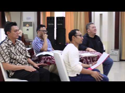 A Session With Indra Aziz