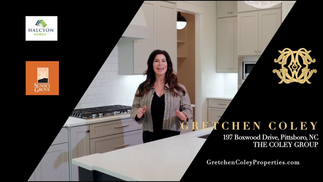 Gretchen Coley Properties: Sunset Grove - 197 Boxwood Drive, Pittsboro