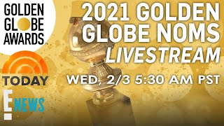 Watch live as sarah jessica parker and taraji p. henson reveal this year's nominees for the 78th golden globe awards on today show e! news. full nomi...