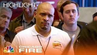 Slamigan to the Rescue - Chicago Fire