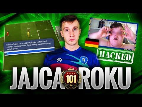 NIEMIECKI HAKER ZAATAKOWAŁ KANAŁ & SPEKTAKULARNY SAMOBÓJ! JAJA ROKU! FIFA 19 FUT CHAMPIONS!