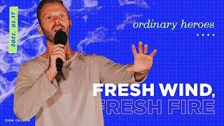 Ordinary Heroes   Pastor Jon Krist   Zion Church 2021