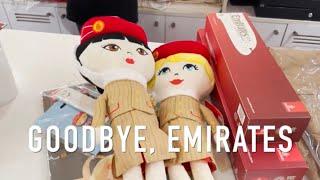 What I do before leaving Emira…