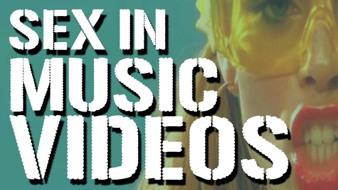 Sexe dans des vidéos de musique