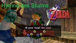 Zelda Hymne des Sturms 10 Stunden HD
