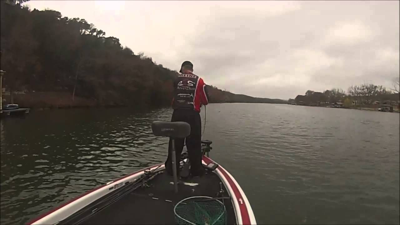 Lake austin bass fishing report 05 dec 2014 winter for Austin bass fishing