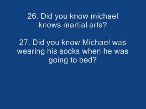 Michael Jackson-33 Interesting Things You Don't know!
