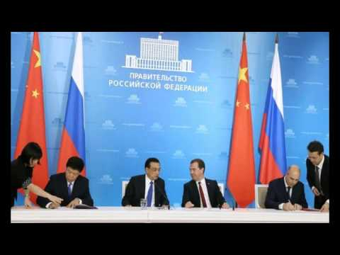 Russia, China Ink Deal to Build High Tech Parks!