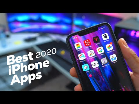 Top 10 Best FREE iPhone Apps for January 2020